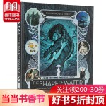 包邮水形物语电影艺术画册设定集 The Shape of Water 吉列尔莫德尔托罗Toros陀螺 英文原版