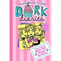 英文原版 女版小屁孩 朵拉日记 Dork Diaries 13: Tales from a Not-So-Happy