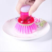 普润 洗锅刷/洗碗刷/刷锅器/清洁刷清洁球 颜色随机 两只装