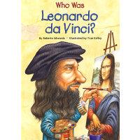 Who Was Leonardo da Vinci? 漫画名人传记:莱昂纳多・达・芬奇 ISBN978044844301