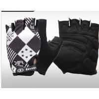 男女山地车配件自行车手套半指骑行手套吸湿排汗登山户外运动手套