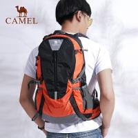 【满259减200元】骆驼户外登山包大容量多功能徒步旅行包运动旅游双肩背包男士女