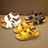 男宝宝凉鞋 软底1-3岁小童沙滩鞋潮男童凉鞋儿童鞋子