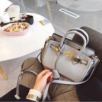 2018春夏新款时尚潮女包小包包斜跨迷你包单肩包手提包凯莉铂金包