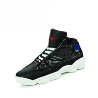 新品新款球鞋秋冬季情侣款高帮篮球鞋男鞋运动鞋学生战靴男篮球鞋子