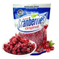 美加农场ACfarm 美国进口蔓越莓干400g 酸甜水果干 进口果干休闲零食