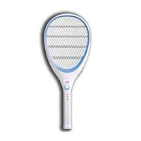 家博士大号水滴形充电式带灯电子灭蚊拍/苍蝇拍(002)