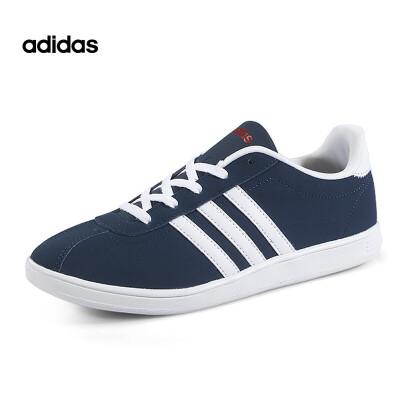 Adidas/阿迪达斯NEO学院风运动休闲板鞋AW4810*赔十