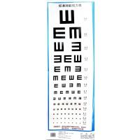 标准对数视力表 i健康编写组