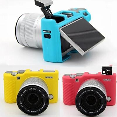 富士 x-a3相机包x-a10 XA10相机保护套XA1 XM1 硅胶套 X-A2内胆包 发货周期:一般在付款后2-90天左右发货,具体发货时间请以与客服协商的时间为准