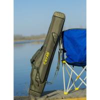 鱼包渔具包1.2米四层鱼竿包钓鱼包双肩多功能大肚海竿包矶竿包
