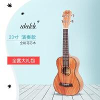 尤克里里21寸23寸乌克丽丽26寸小吉他ukulele四弦琴学生初学者