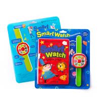 【全店300减100】Smart Watch Sound Book:Smart Watch English Songs