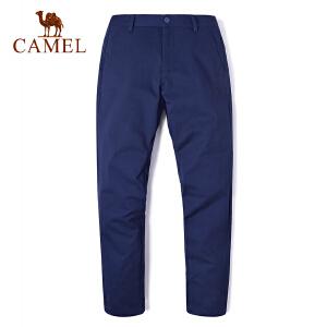 camel骆驼户外男款长裤 休闲运动男款长裤户外工装裤