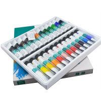 温莎牛顿丙烯颜料 墙绘美甲手绘颜料10ml12色18色 24色套装可选