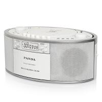 熊猫CD-950复读磁带录音CD机DVD光盘收音U盘SD卡播放机遥控胎教学习英语孩子影碟机收录机插卡MP3播放器 可选