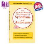 【中商原版】韦氏同义词反义词词典 英文原版The Merriam-Webster Dictionary of Syno