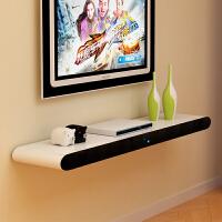 壁挂电视柜简约现代卧室置物架带蓝牙音响挂墙小户型家具 整装