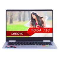 联想(Lenovo)YOGA720-13 13.3英寸超轻薄触摸控屏笔记本电脑 傲娇银i5-7200U 8G 256G@FCCD IPS屏 360度翻转