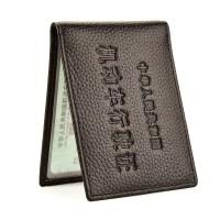 驾驶证皮套行驶证套男士机动车证件卡包卡套驾照夹本 行驶证 咖啡色