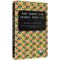 现货正版 How Proust Can Change Your Life 拥抱逝水年华 英文原版 普鲁斯特如何改变你的生