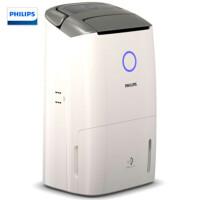 飞利浦(Philips)空气净化器 除湿机家用除湿器抽湿机除湿净化一体机 DE5205/00-4L 20-30升/天