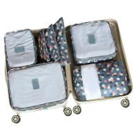 旅行收纳袋行李箱分类整理包衣服打包便携旅游神器衣物分装包袋子