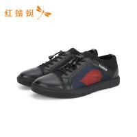 红蜻蜓男鞋新款秋冬季男士潮流时尚百搭舒适运动休闲鞋-