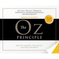 【预订】The Oz Principle: Getting Results Through Individual an