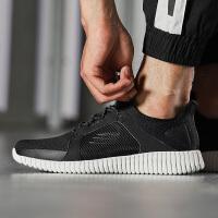 Skechers斯凯奇男鞋休闲鞋2018新款舒适透气一脚蹬运动鞋52640