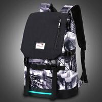 双肩包男日韩版大容量旅行包校园电脑包高初中学生书包男背包