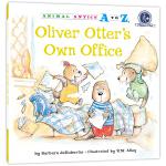 幼儿园里的26个开心果:自己的工作室 Animal Antics A to Z : Oliver Otter's Ow