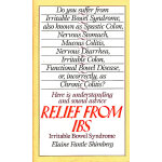 RELIEF FROM IBS: IRRITABLE BOW(ISBN=9780345367129) 英文原版