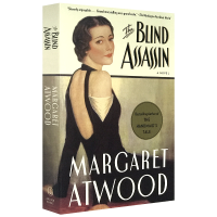 盲刺客 英文原版 The Blind Assassin 使女的故事作者 玛格丽特 阿特伍德 Margaret Atwo