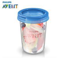 飞利浦新安怡 VIA存奶杯 母乳储存杯组 180毫升*5只 储奶杯