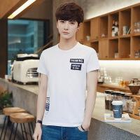 男士短袖T恤2018春夏新款半袖韩版日系潮流夏季体恤学生个性男装