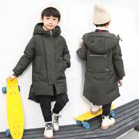 韩版儿童装冬装外套羽绒棉加厚冬季棉袄潮衣男童棉衣