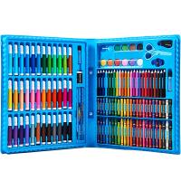 水彩笔安全可水洗儿童水彩画笔套装小学生彩笔颜色笔幼儿园彩色笔24绘画套装