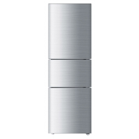 Haier/海尔 [官方直营]206升三门冰箱 BCD-206STPA