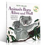 Ruth Heller world of nature Animals Born Alive and Well 动物出