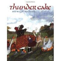 Thunder Cake 雷公糕 ISBN 9780698115811