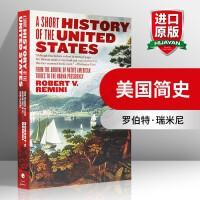华研原版 美国简史 英文原版历史读物 A Short History of the United States 正版进