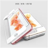 【包邮】确悦 iPhone6S钢化膜 苹果6手机后背膜 4.7全屏覆盖抗蓝光玻璃