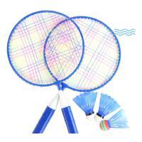 儿童羽毛球拍迷你套装3-12岁幼儿园宝宝小学生单双拍初学小孩玩具
