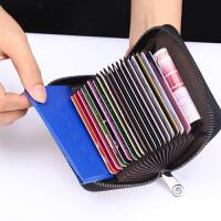 新款卡包女式多卡位大容量卡夹男驾驶证皮套证件多功能卡套手包