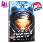 [英文原版]StarCraft II: Heaven's Devils 星际争霸II官方小说:天堂里的恶魔