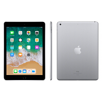 Apple IPAD 2018款 9.7英寸平板电脑(MR7J2CH/A WiFi 128GB 灰)