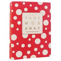Take Me Away 3-Funny Packaging Design 请带我走3 食品包装设计图书 饮料化妆品包