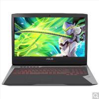 华硕(ASUS) GFX72VY6700 玩家国度ROG游戏笔记本17.3英寸(i7-6700HQ 8G 1T+128