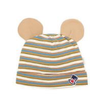 宝宝套头帽小孩卡通帽可爱婴儿帽新生儿棉帽儿童帽